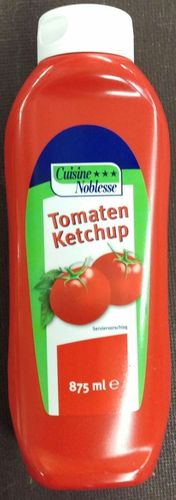 Tomaten Ketchup CUISINE NOBLESSE 875ml