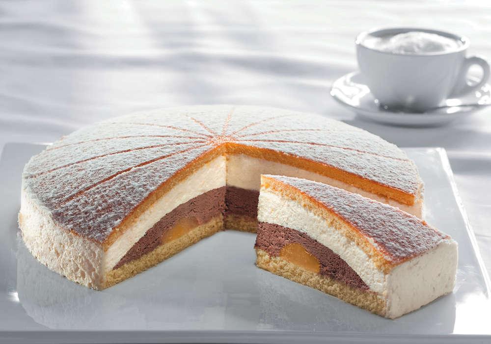 Tk Eierlikor Schoko Sahne Torte 1400g 28 Cm Pfalzgraf 14 Stucke