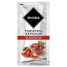 Portions Ketchup 100x15ml