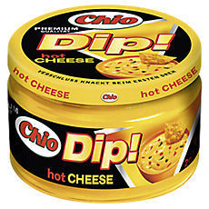 Chio Chipsdip Hot Cheese 200 ml