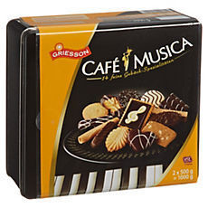Kekse Cafe Musica 1000g GRIESSON