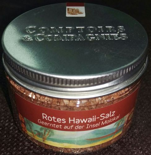 Rotes Hawaii Salz 180g