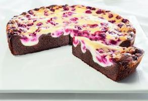 Tk Schoko Himbeere Kuchen 1600 G 12 Portionen Pfalzgraf