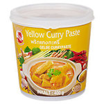 Curry Paste Cock gelb 400g