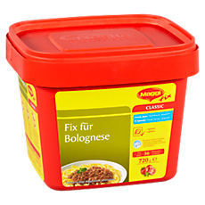 Maggi Fix Classic für Bolognese 720 g Packung