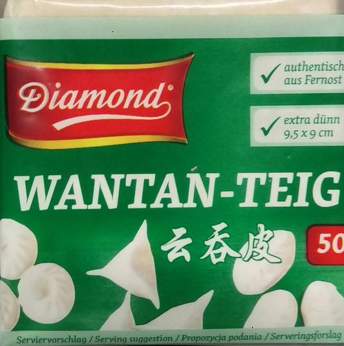 WanTan Teig DIAMOND 500g