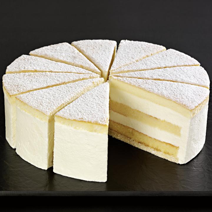 Tk Kase Sahne Torte Scholler 12 Stucke 1650g 24cm