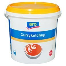 Curry Ketchup 10 Kg ARO